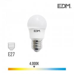 BOMBILLA ESFERICA LED E27...