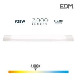 REGLETA ELECTRONICA LED 25W...