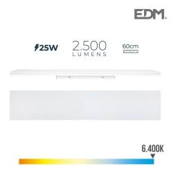 REGLETA LED 25W 60cm 6400K...