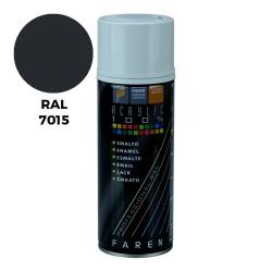SPRAY RAL 7015 GRIS PIZARRA...