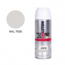 SPRAY RAL 7035 GRIS...