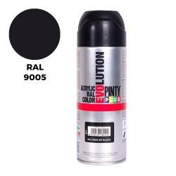 SPRAY RAL 9005 NEGRO...