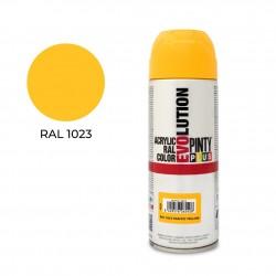 RAL 1023 AMARILLO TRAFICO...