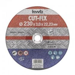 Pack 5 discos corte metal...