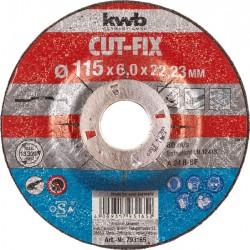 Pack 10 discos corte metal...