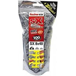 Big Pack SX 8x40 - 100+20...